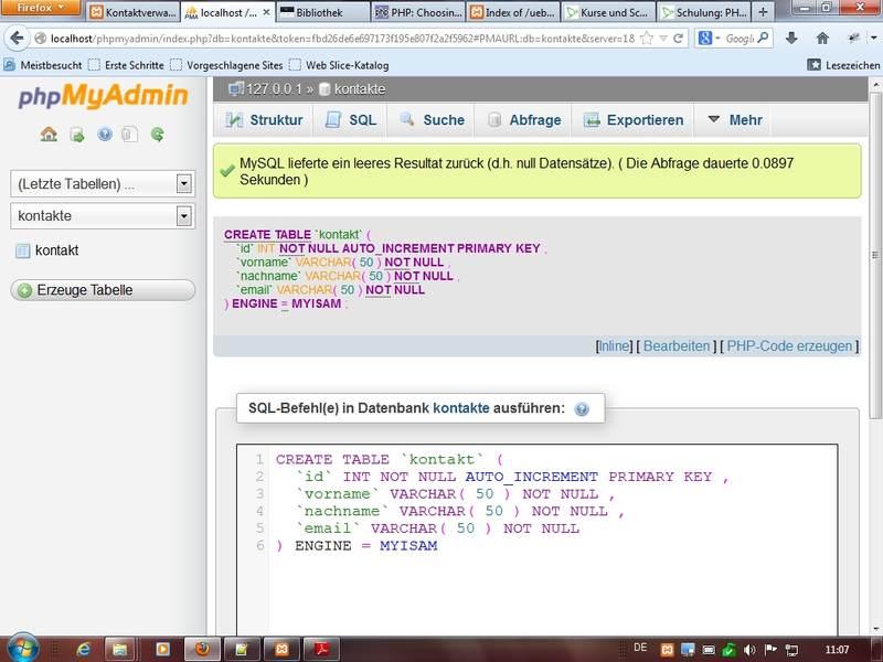 Old Fashioned Sequenzierung Einer Tabelle 2Klasse Ensign - Mathe ...