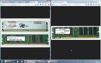 DDR vs. SDRAM (Kerben)