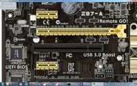 PCI Express (kurz/lang) vs. PCI