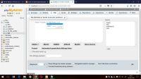 SQL in PhpMyAdmin
